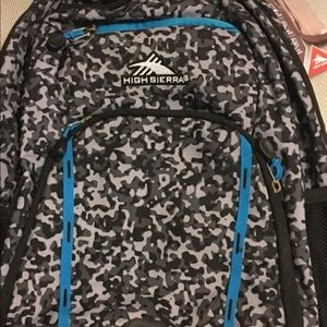 BOYS BACKPACK NWT